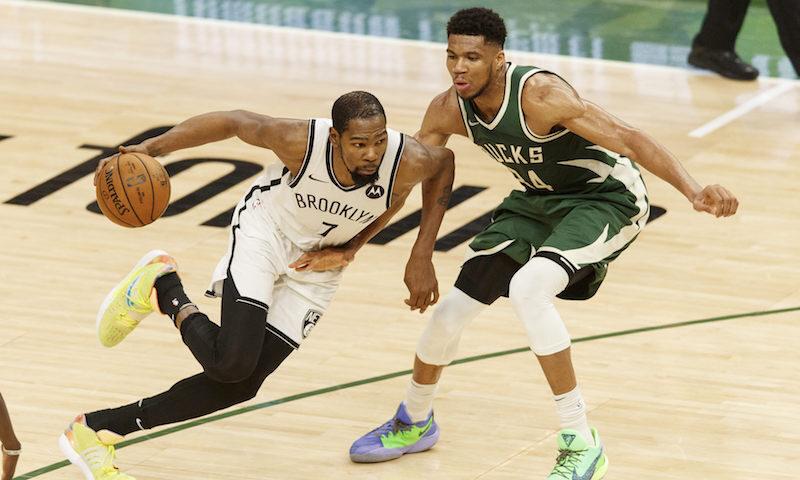 Nets vs Bucks series