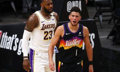 Devin Booker, Suns beat Lebron James, Lakers