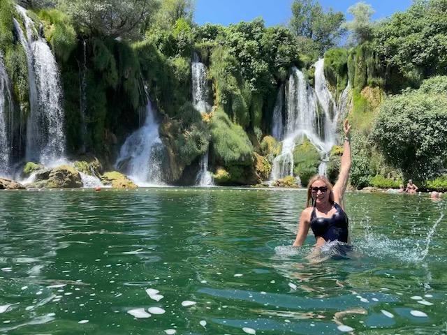 waterfall herzegovina