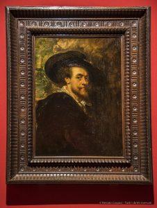 Peter Paul Rubens, Autoritratto, 1623