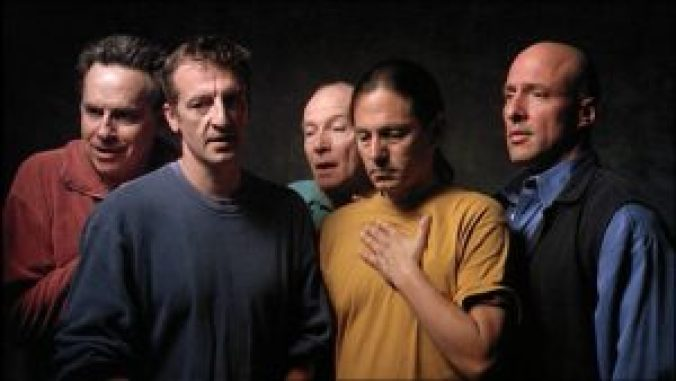 Bill Viola - The Quintet of the Silent