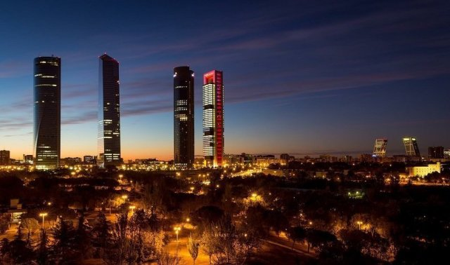 Madrid una città moderna piena di attrattive