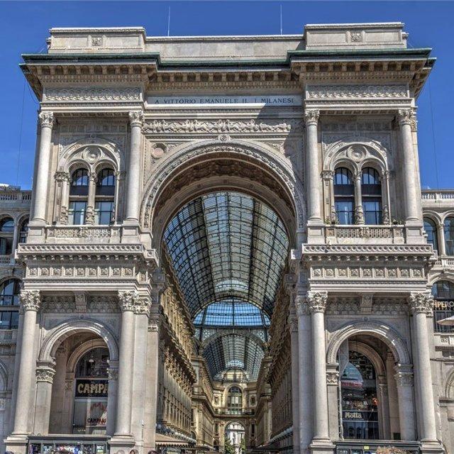 Visitare Milano. Galleria Vittorio Emanuele