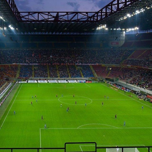 Visitare Milano. Stadio San Siro Giuseppe Meazza