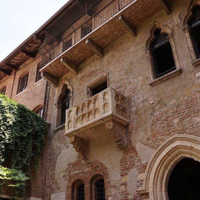 visitare Verona Casa di Giulietta