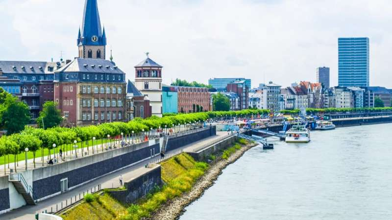 Volo Venezia – Dusseldorf: prezzi e offerte