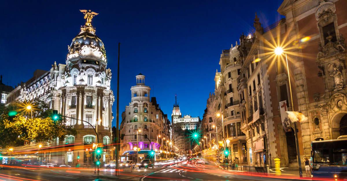 Volo Olbia – Madrid: prezzi e offerte