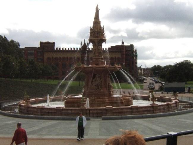 Viaggio in Europa: tour in Scozia
