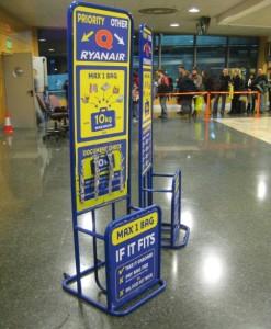 La truffa del bagaglio a mano dove finito il low cost for Emirati limite di peso del bagaglio a mano