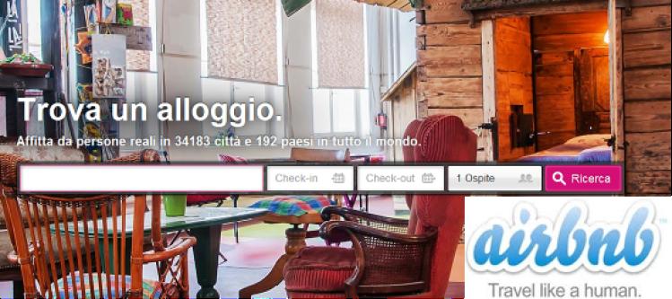 Appartamenti in affitto con Airbnb: sai come prenotare?