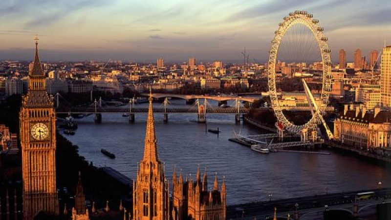 Week end a Londra