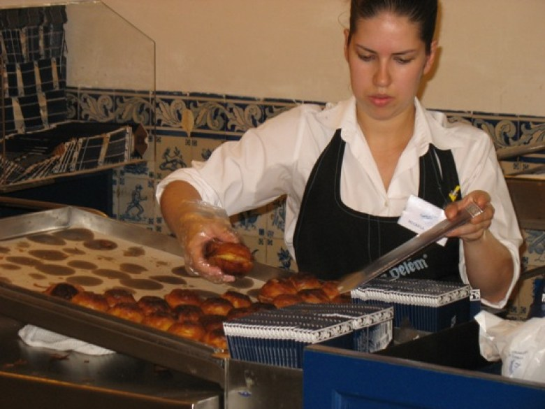 week end a Lisbona: Pastel de nata