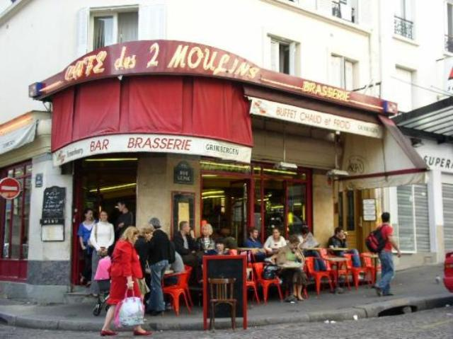 Vacanze a Parigi cafe-des-2-moulins