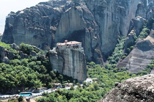 Vacanze in Grecia alle Meteore