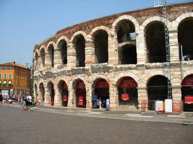Week end a Verona
