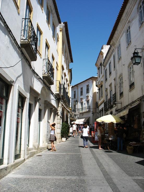 Vacanza in Portogallo: Evora
