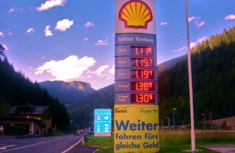 Quanto costa viaggiare in Auto in Austria?