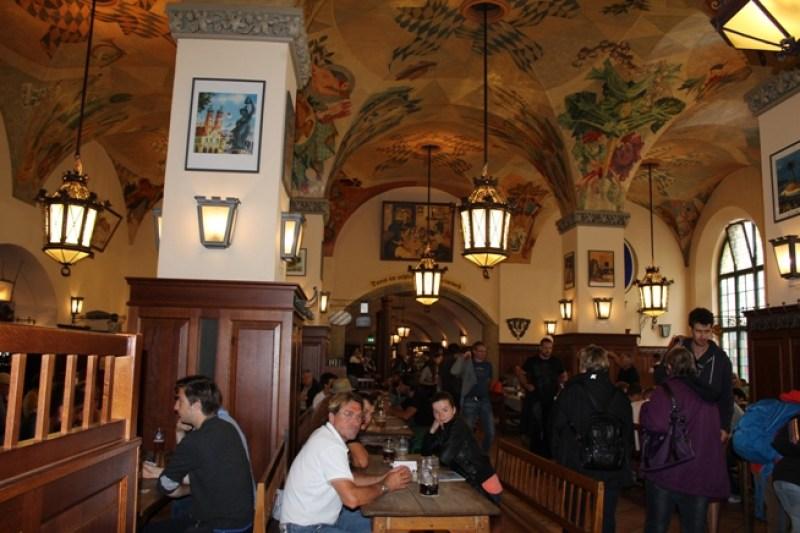Visitare Monaco di Baviera: Hoffbrauhaus