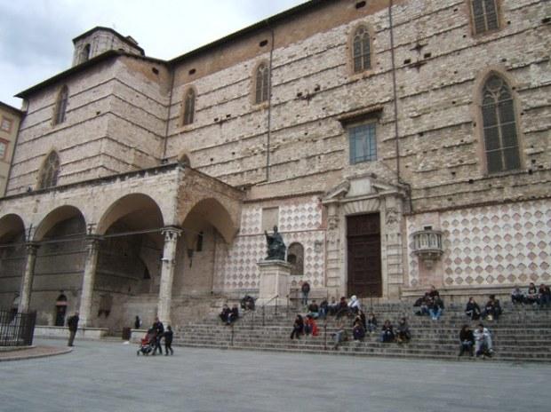 Visitare Perugia durante l'Eurochocolate
