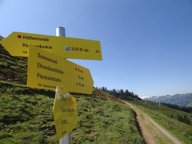 Vacanze in Tirolo in mountain bike