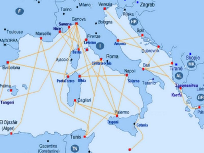 Viaggiare in Europa senza aereo