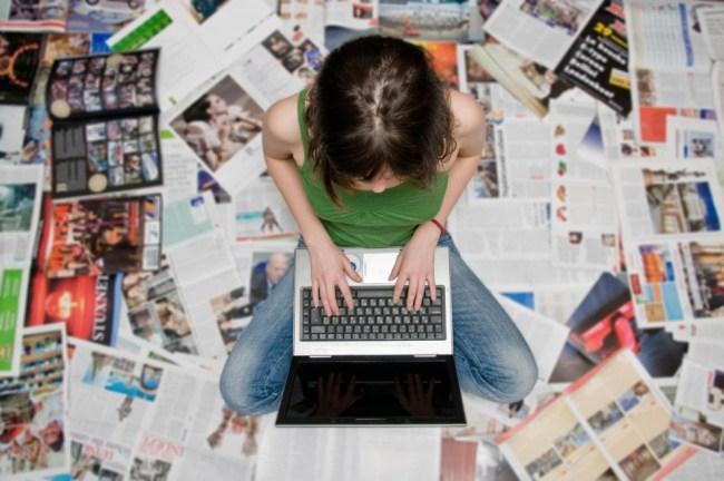 blogging anniversario