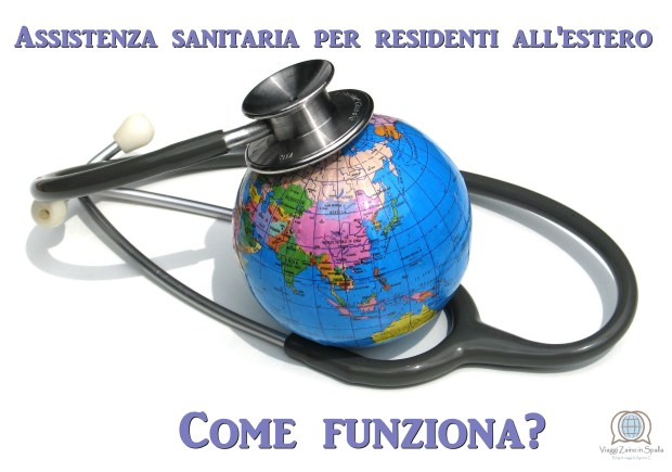 Assistenza sanitaria per iscritti all'Aire