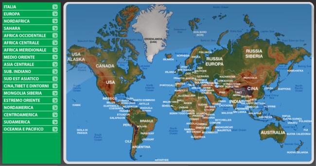 viaggi avventure nel mondo