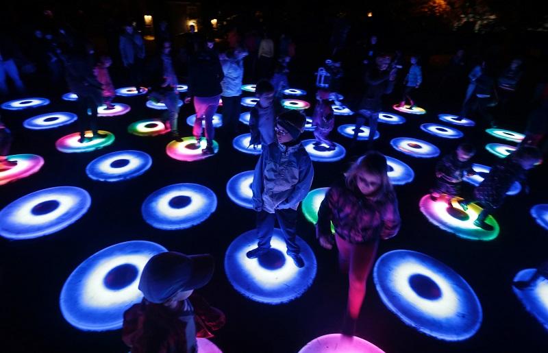 Festival delle luci di Praga
