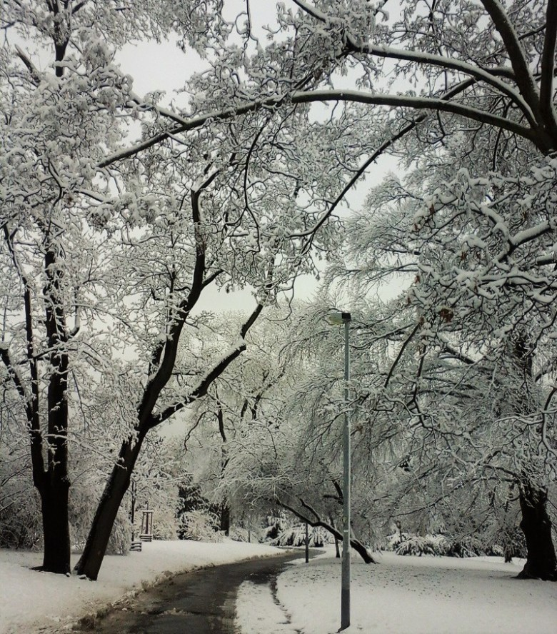 inverno a Praga