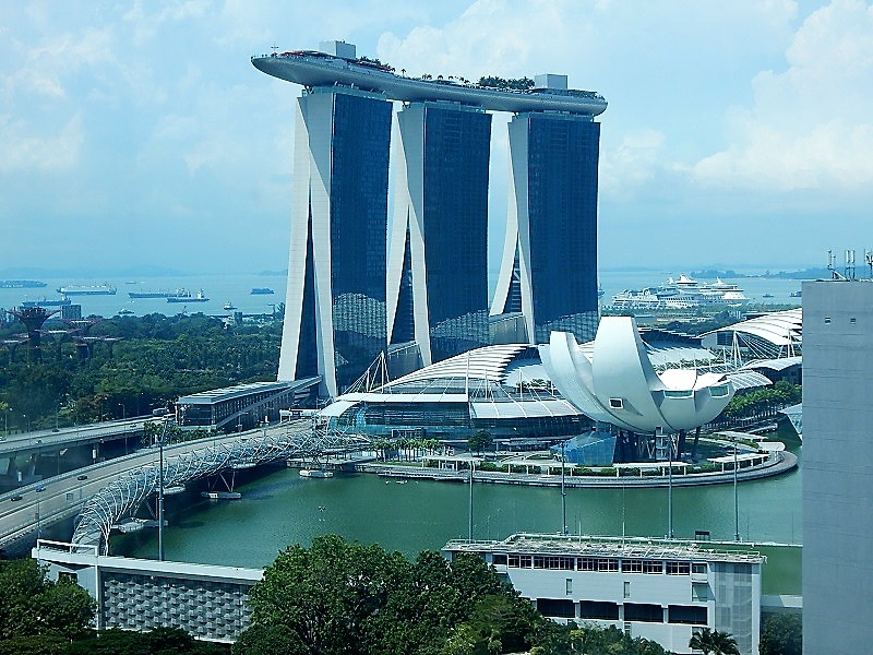 Singapore cosa vedere