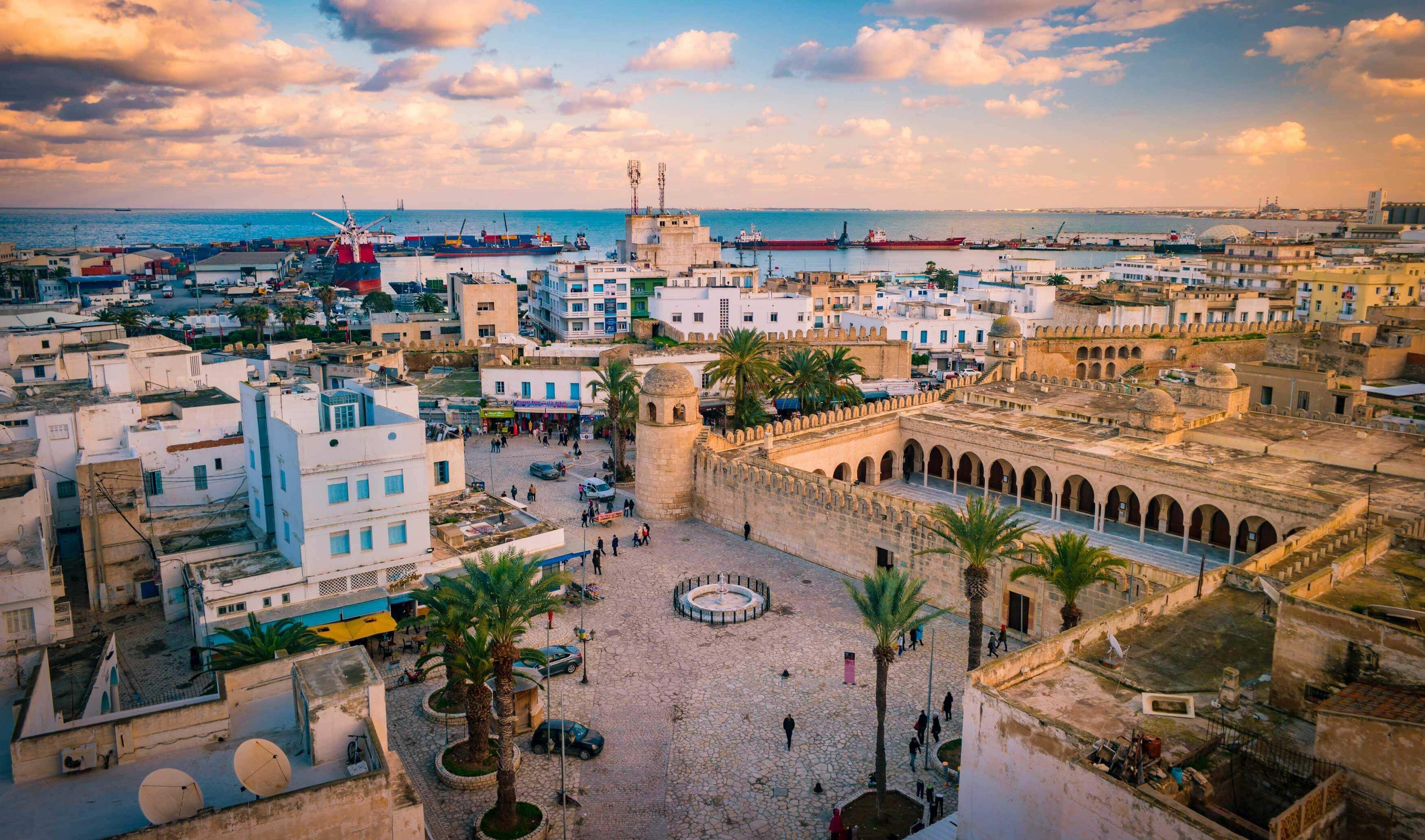 La Mdina De Sousse Le Coeur Historique De La Ville Viago