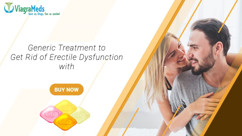 Why should I buy Kamagra 100mg for Erectile Dysfunction - Viagrameds.com