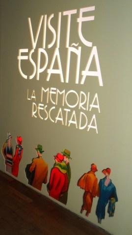 Exposición sobre inicios del turismo