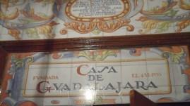 Entrada a Casa de Guadalajara