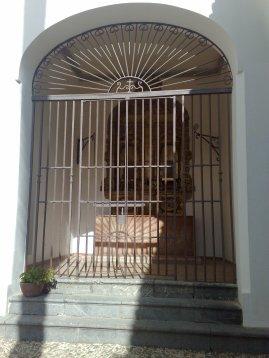Capilla Mudéjar S. Bartolomé. Córdoba