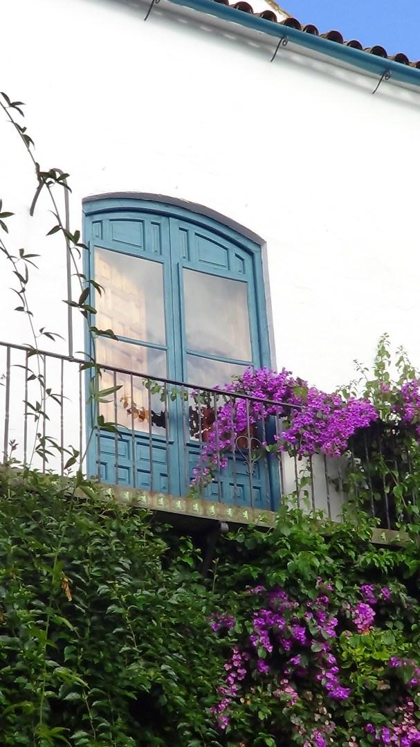 Balcones, Palacio de Viana, Córdoba