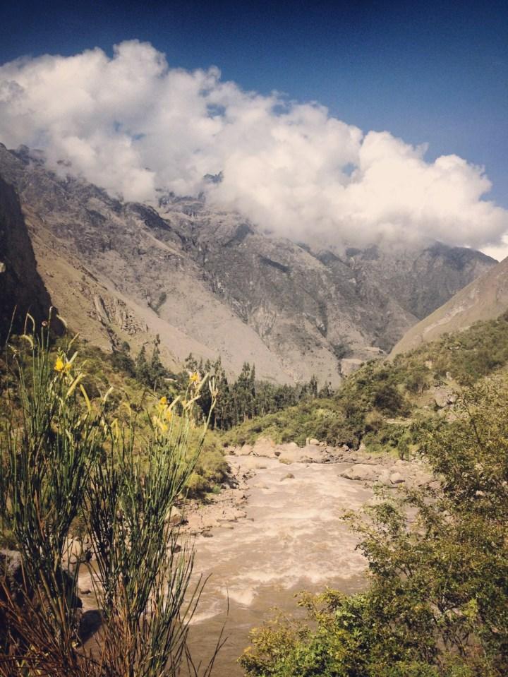 Peru 2013_Camino barato a machu Pichu. Sonsoles lozano