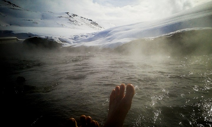 Circulo dorado Islandia_ Trekking Hveragerdi