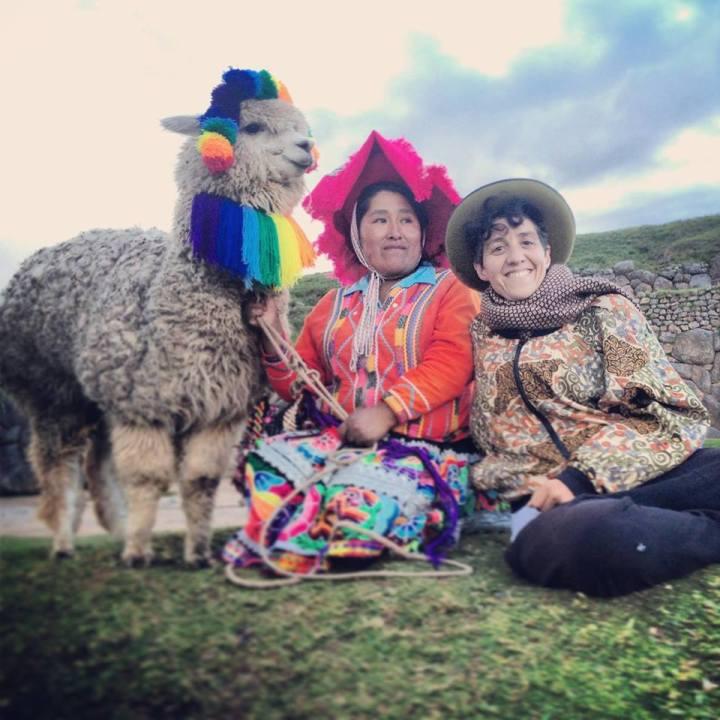Motivacion para viajar. Cuzco, Peru. Sonsoles Lozano.