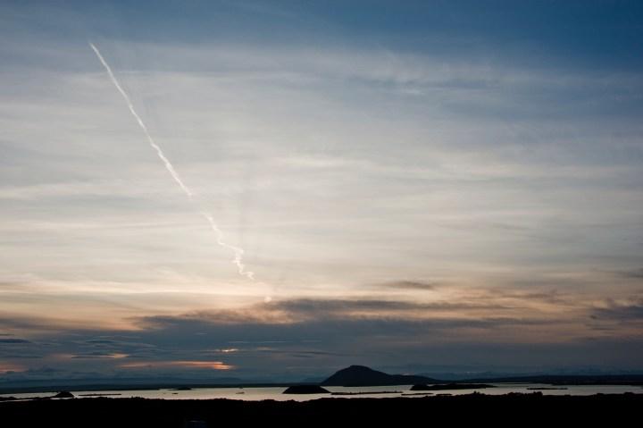 Viaje a Islandia. Lago Myvatn. Sonsoles Lozano.