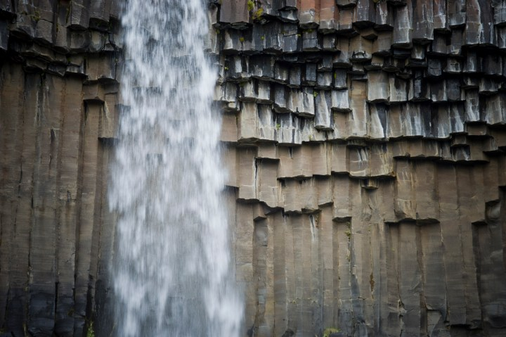 Senderismo y trekking en Islandia_Parque natural de Skaftafell. Senderismo y trekking en Islandia_Parque natural de Skaftafell. Svartifoss