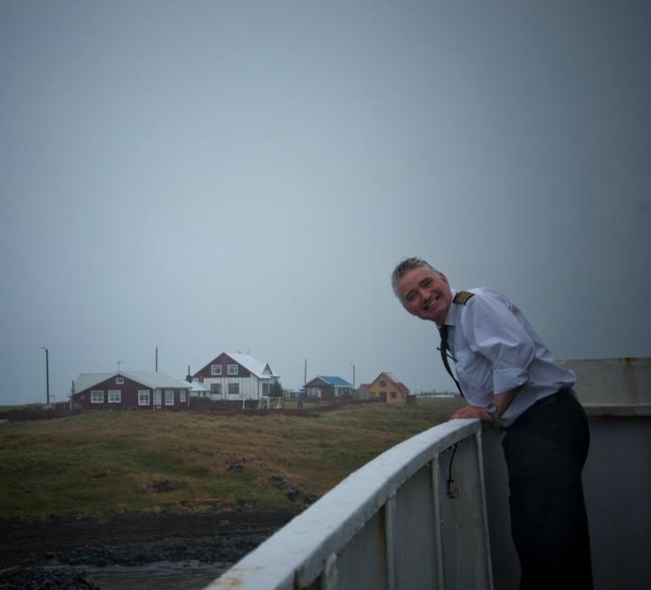 Viajar a Islandia. Ferry de Brjanslaekur a Stykkisholmur. Snefellsnes. Sonsoles Lozano