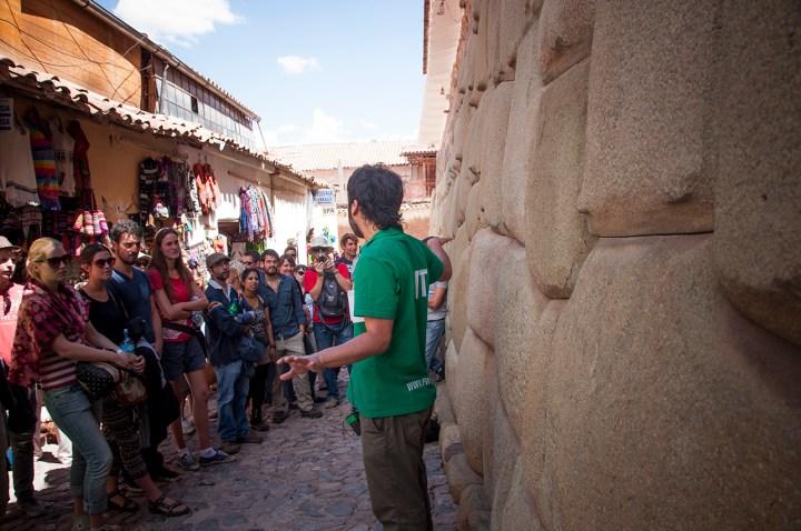 free tour cuzco