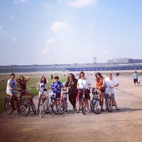 tour privado bicicleta berlin