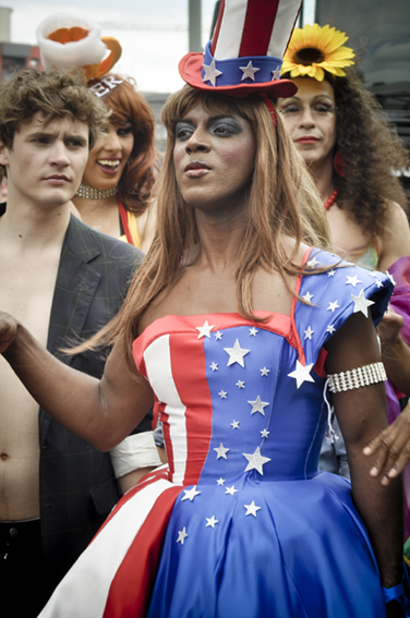 Gay parade_ Good bless Americaweb