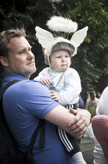 Gay parade_Little angelweb