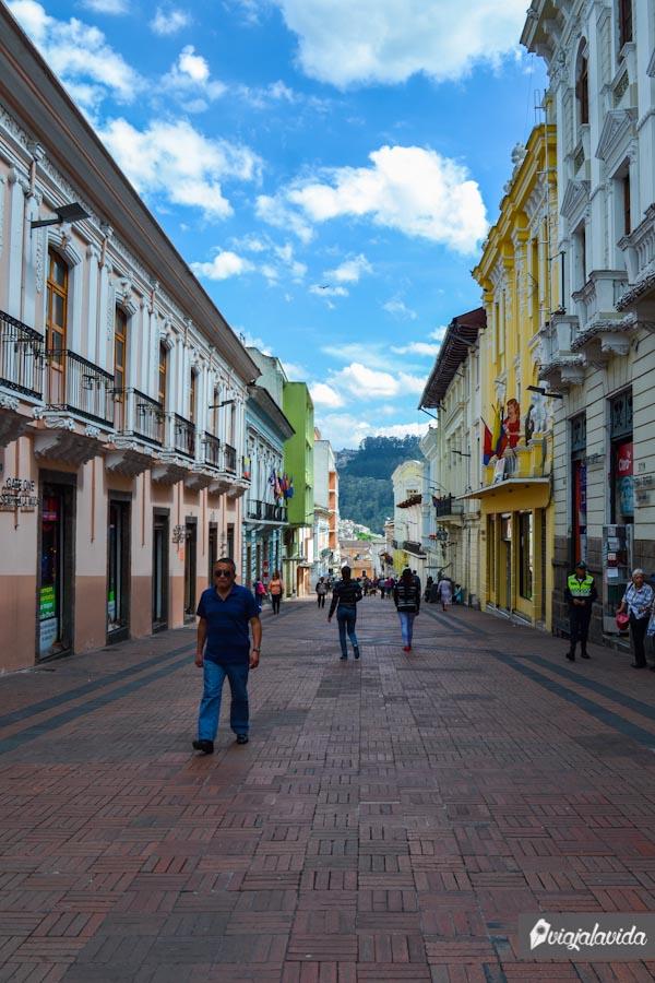Calle del Algodón.
