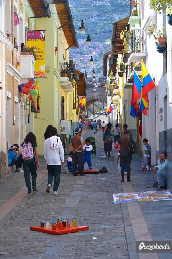 Calle de La Ronda.
