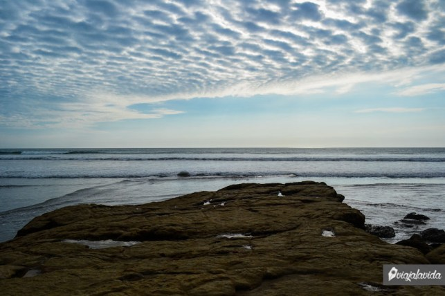 Marea en el cielo.